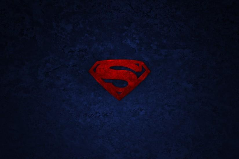 Red Superman logo hd wallpaper background - Fresh HD Wallpapers - HiFi .