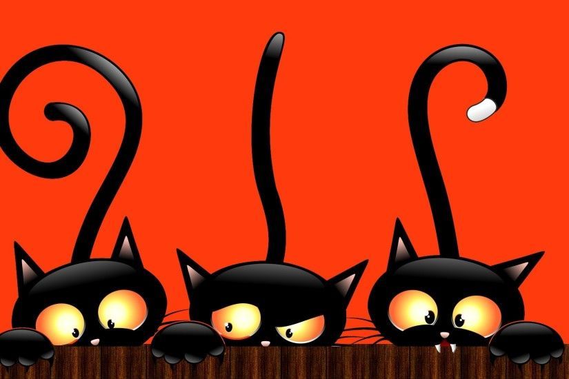 Download 50 Cute and Happy Halloween Wallpapers HD for Free