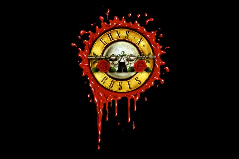 Music - Guns N' Roses Heavy Metal Glam Metal Wallpaper