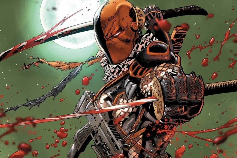 Comics - Deathstroke Wallpaper