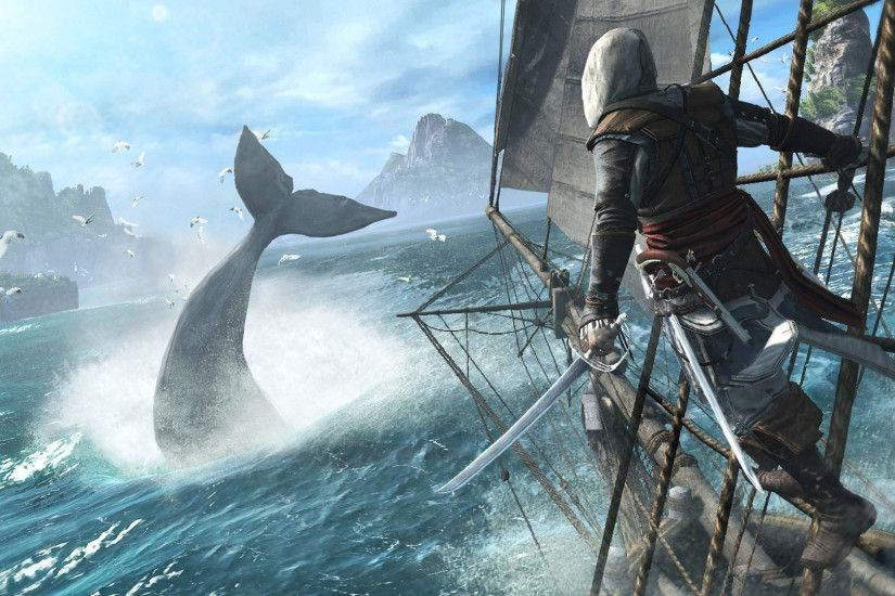 Assassin's Creed IV: Black Flag Computer Wallpapers, Desktop .