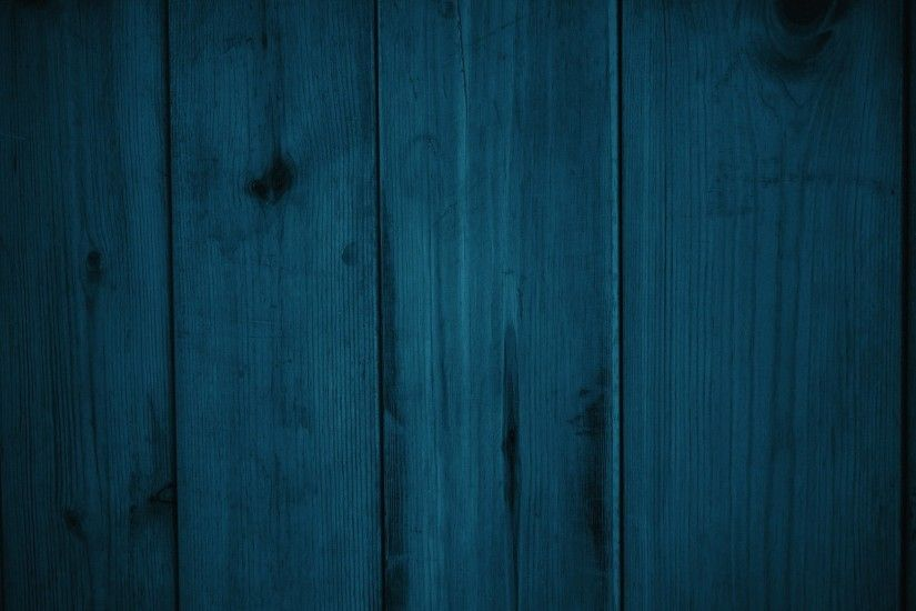 Blue and Green Dark Wood Plank Texture