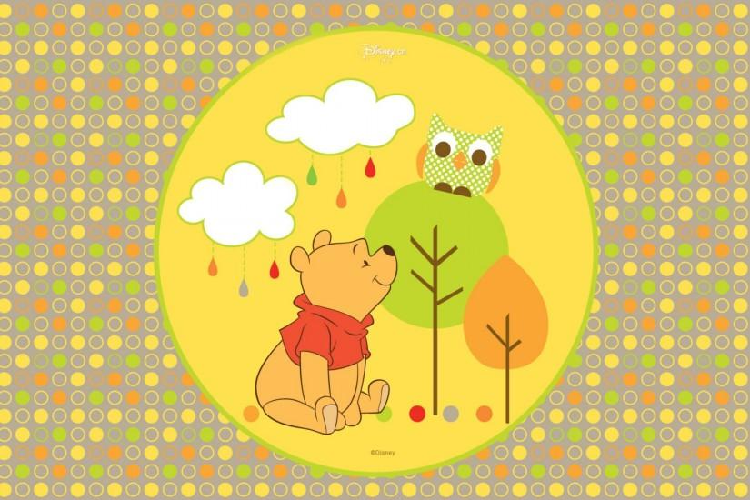 ... Winnie The Pooh Widescreen Wallpaper