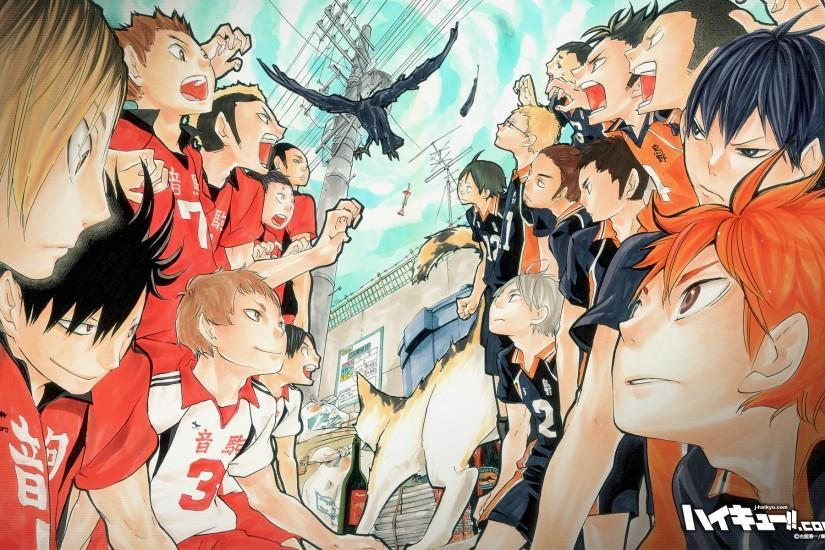 haikyuu wallpaper 1920x1200 htc