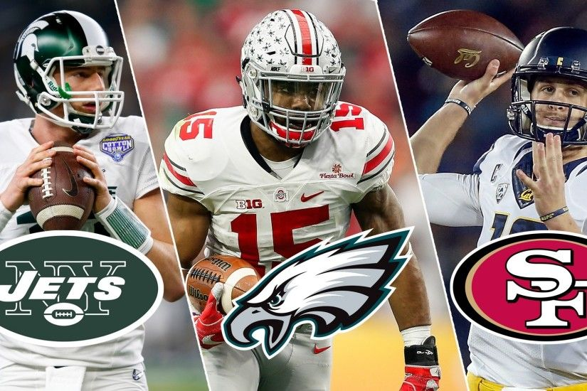 'Ideal' NFL Mock Draft 2016: Each team's best first-round match | Sporting  News