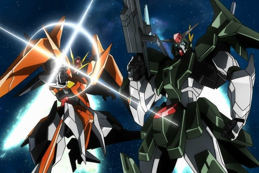 Anime - Gundam Mobile Suit Gundam 00 Wallpaper