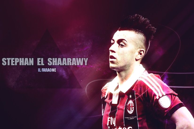 Stephan El Shaarawy wallpaper