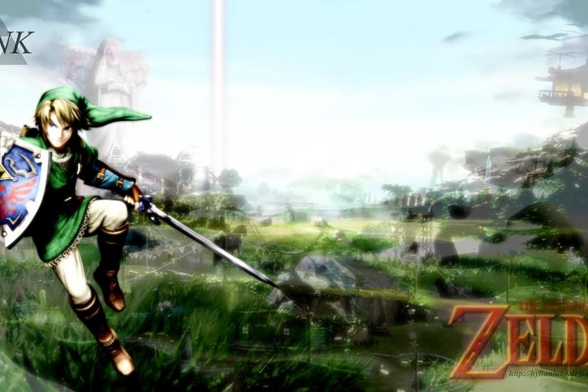 ... The Legend of Zelda Wallpaper - Link by HylianLuke