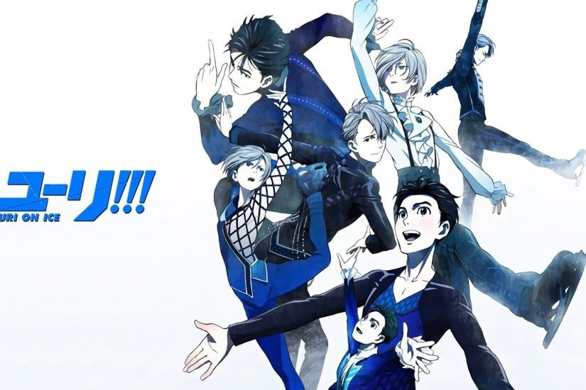 "announced the production of new original animation of Kubo beeswax × Sayo  Yamamoto ""Yuri ! on ICE"". Men's figure skating anime that becomes a  first-ever!"