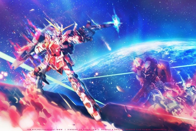Gundam Unicorn Wallpaper Full Hd As Wallpaper HD