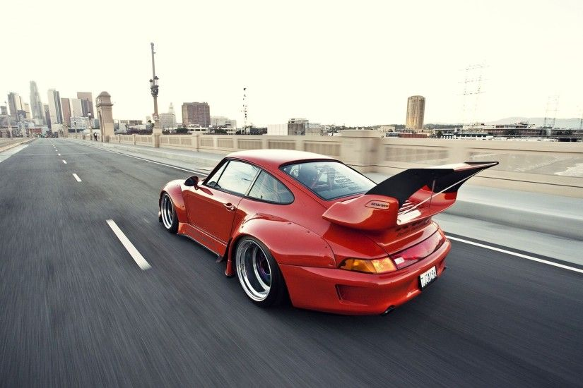 1995 porsche 911 widebody kit rwb coupe cars wallpaper | 2048x1360 | 798974  | WallpaperUP