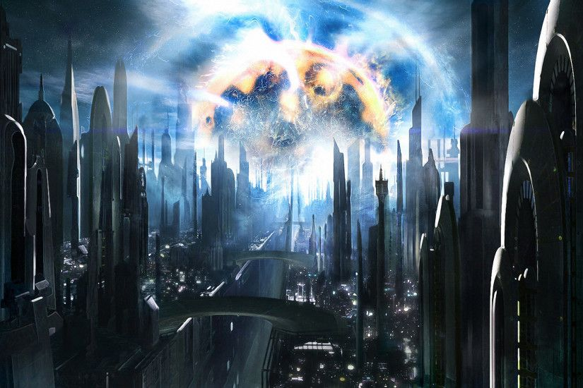 Sci fi · Wallpapers fantasy ...