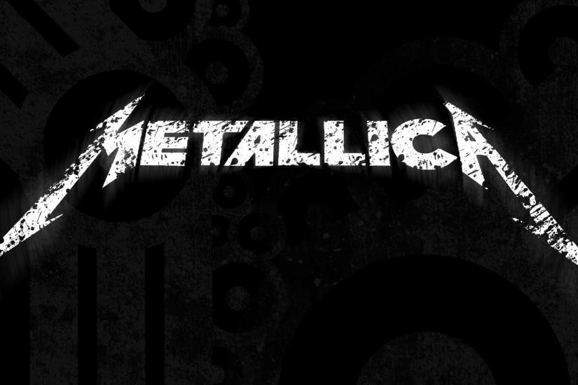 Preview wallpaper metallica, sign, letters, background, font 1920x1080