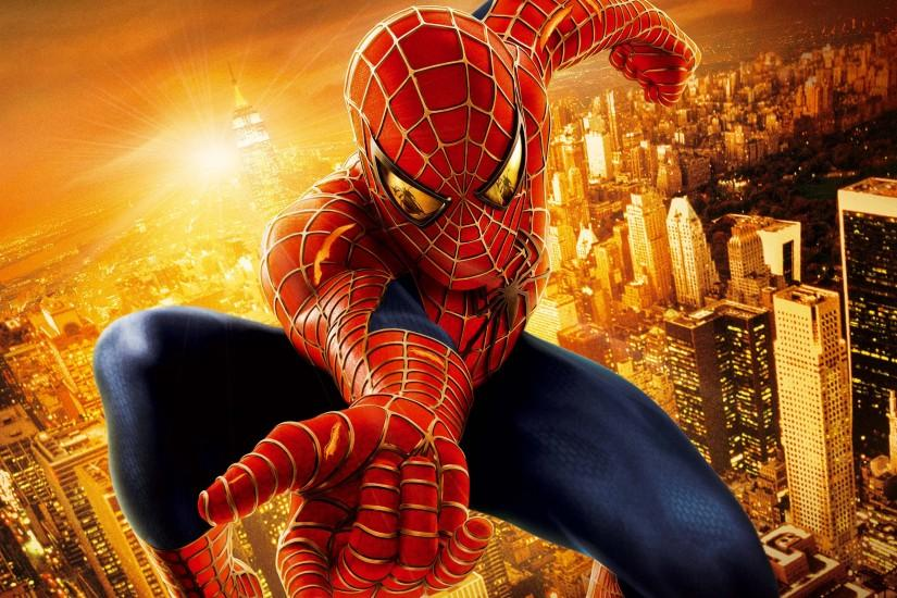 Spiderman 3D Wallpaper - www.wallpapers-in-hd.com