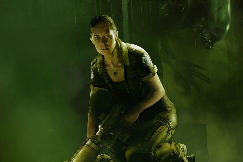 Amanda Ripley, Xenomorph, Alien: Isolation, Video Games Wallpapers HD /  Desktop and Mobile Backgrounds