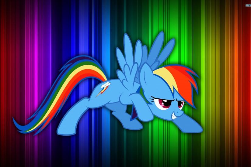 My Little Pony-Rainbow Dash images Rainbow dash Rainbow style HD wallpaper  and background photos