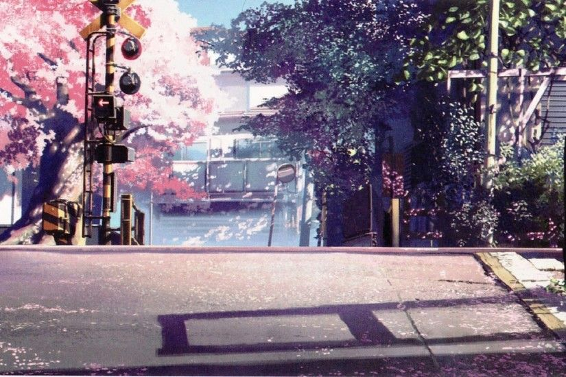 anime, 5 Centimeters Per Second Wallpapers HD / Desktop and Mobile  Backgrounds