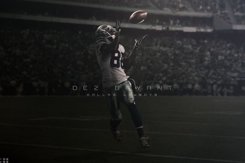 Dez Bryant Wallpaper by GibsonGraphics