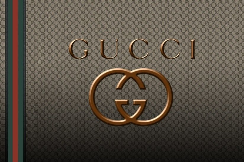 gucci logo wallpapers hd pictures images