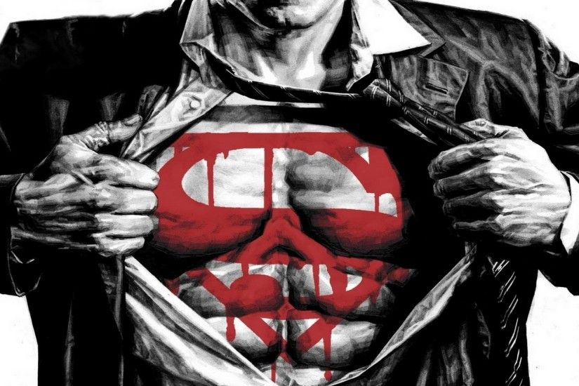 unlishing superman, i bleed superman ...do you?
