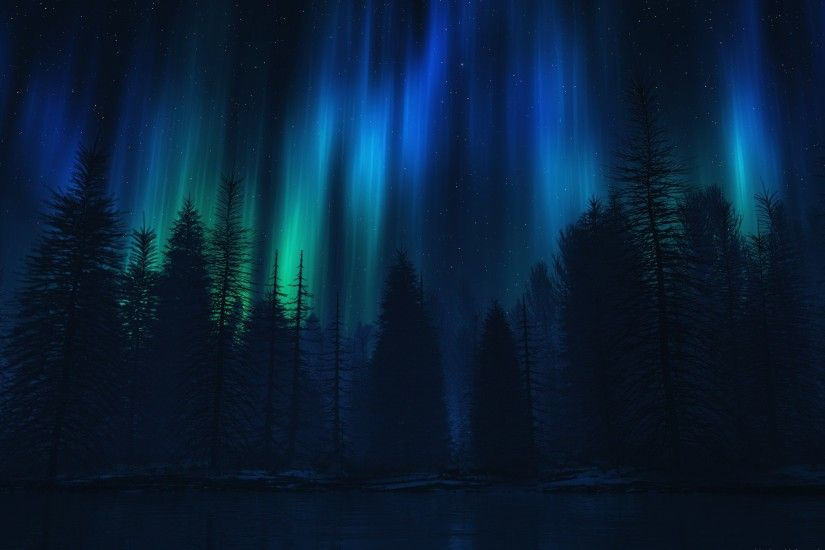 Northern Lights Wallpaper High Definition