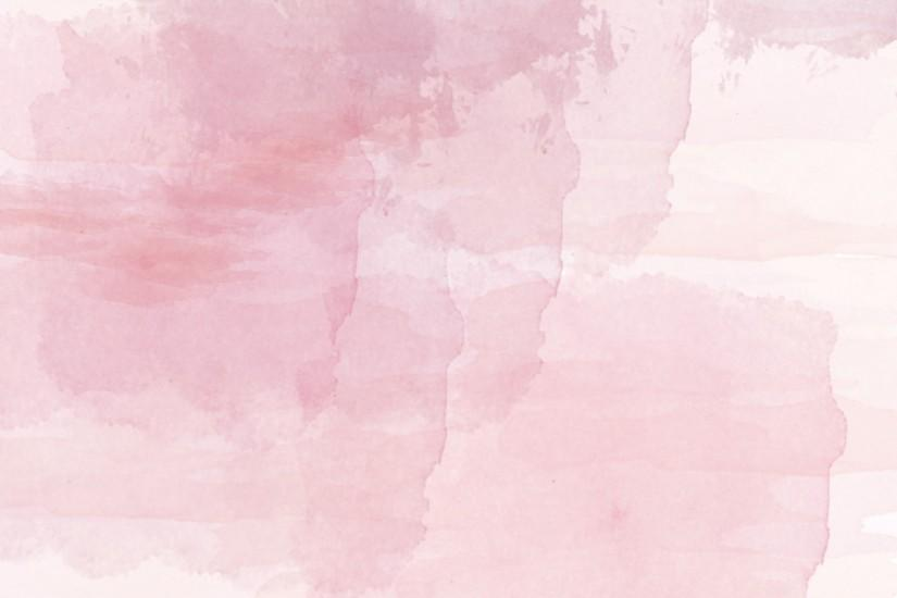 Pink watercolour wallpaper (via Pixejoo).