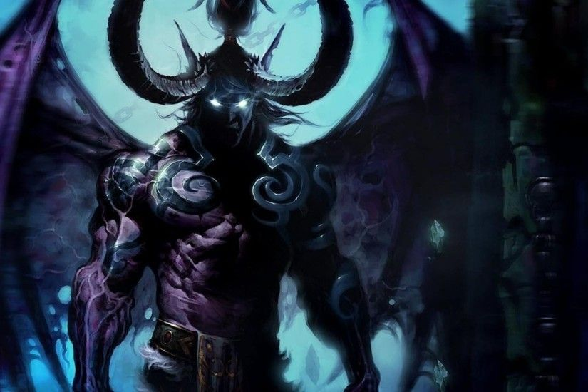 Illidan Stormrage - World Of Warcraft ...