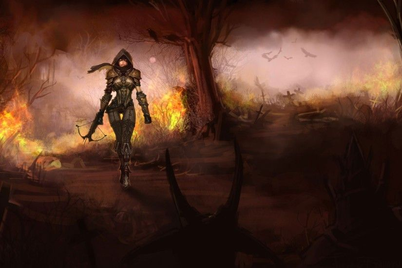 Diablo 3 Demon Hunter 547857
