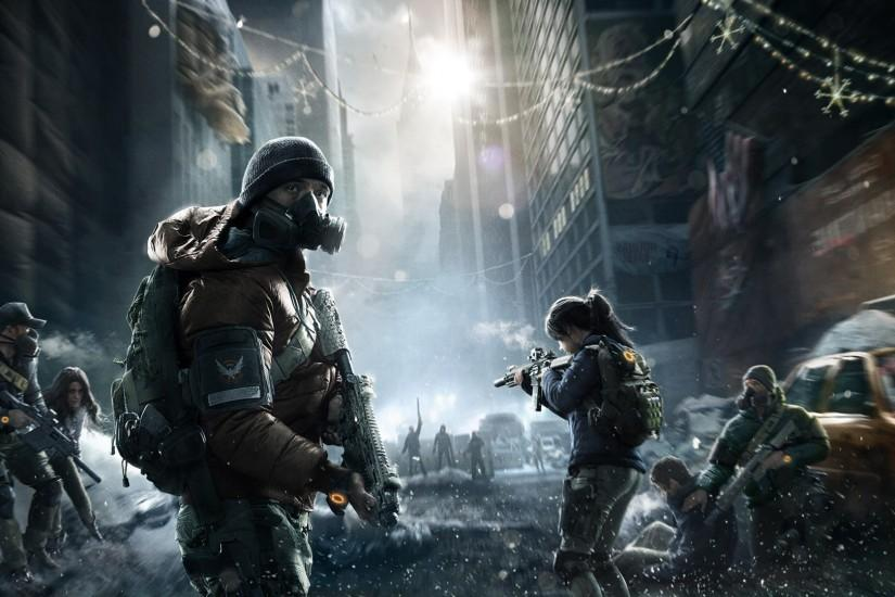 Tom Clancys The Division, Tom Clancys, Video Games Wallpaper HD