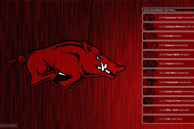 Download #SwineIntervention Wallpapers | Arkansas Razorbacks
