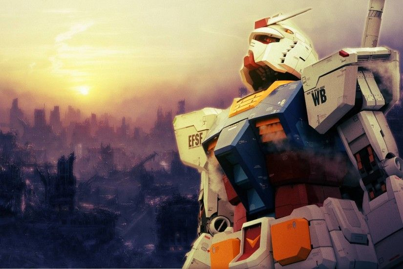Gift Wallpapers; Gundam Wallpapers