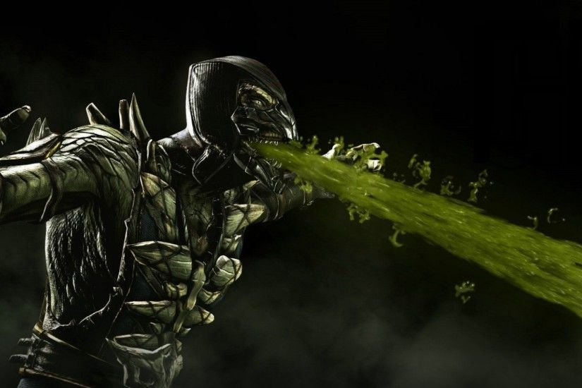 mortal kombat x ermac raiden fight magic arena HD wallpaper