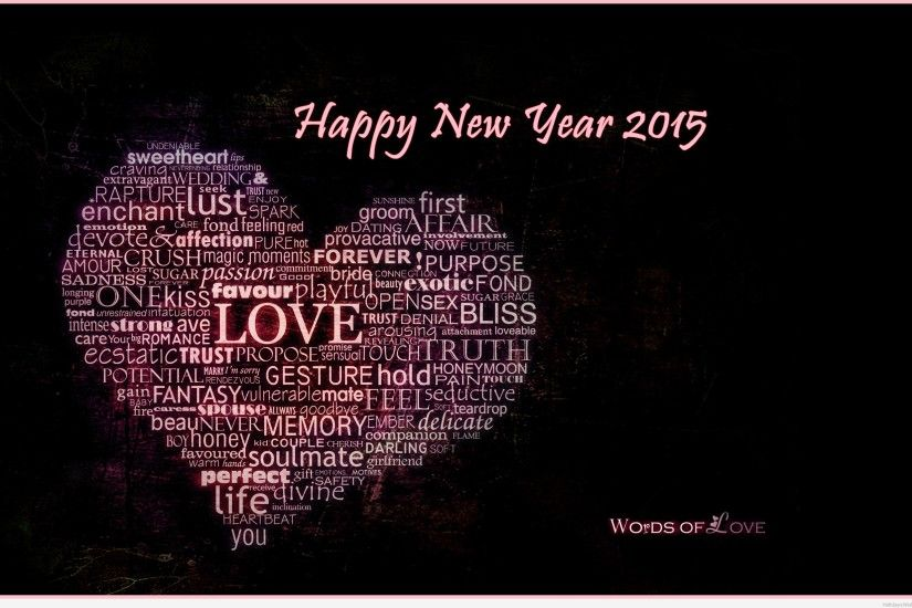 New Year 2015 HD Wallpapers Cards Images | Bise World | Pakistani Education  & Entertainment