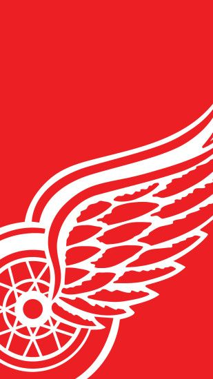 Red Wings Iphone Wallpaper