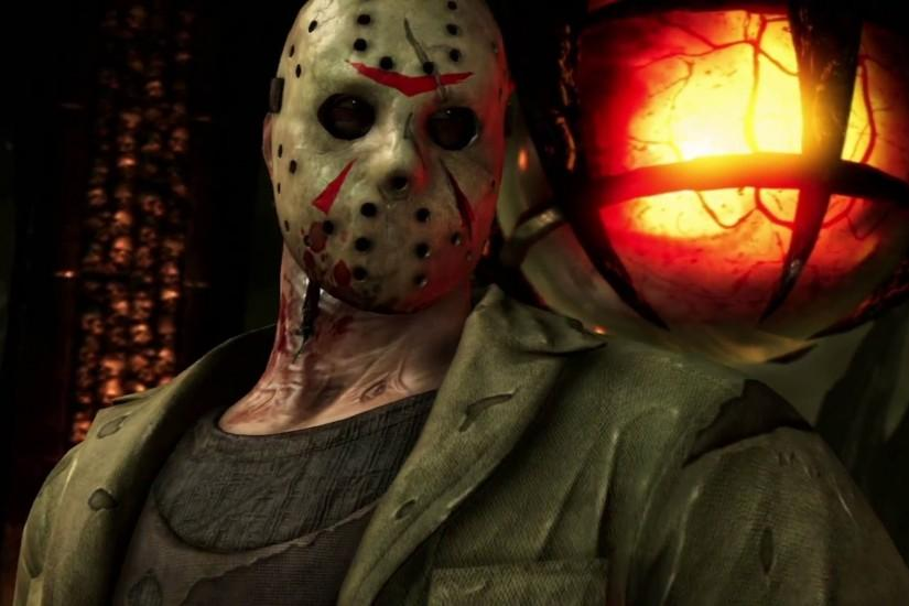 Mortal Kombat X Jason Voorhees Wallpaper Free HD Desktop and Mobile  Wallpaper