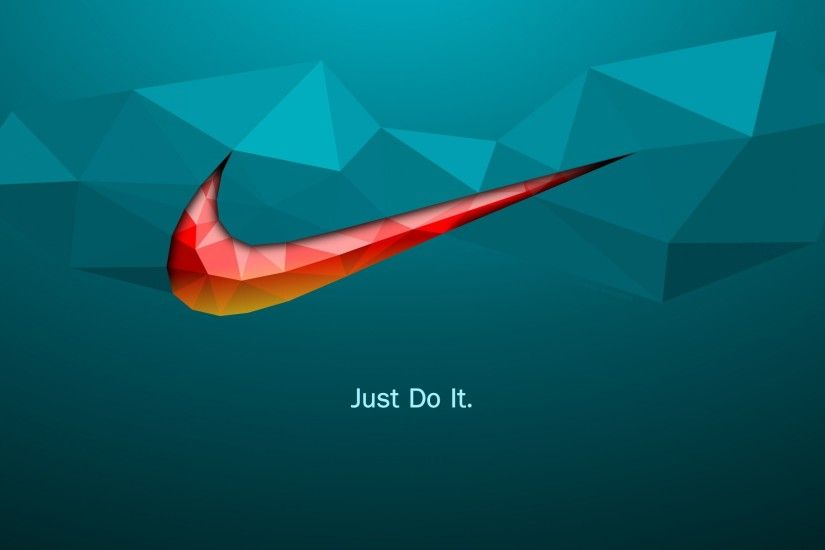 Typography / Just Do It Wallpaper