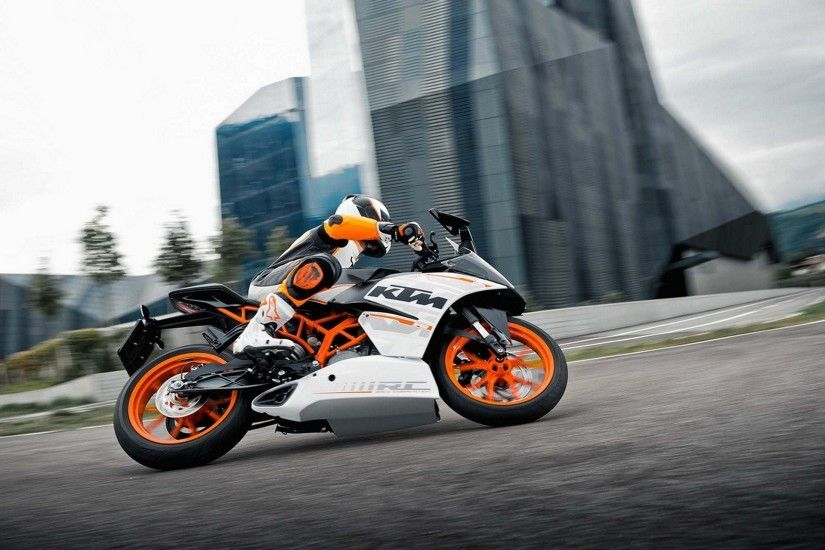 ktm beauty rider bike