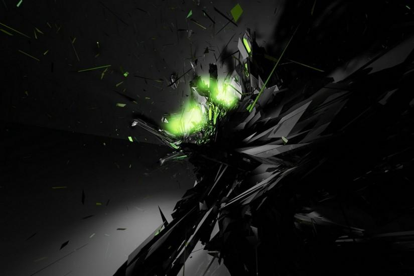 Dark Abstract Wallpaper 558095