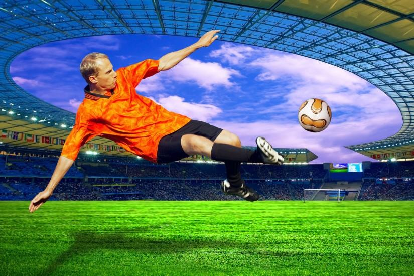 <b>Soccer</b> Field <b>Wallpaper</b