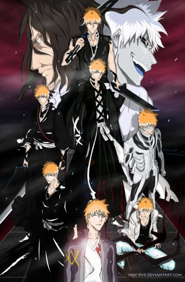 Ichigo Evolution 2 _-_ Bleach 424 - 543... by InEc-
