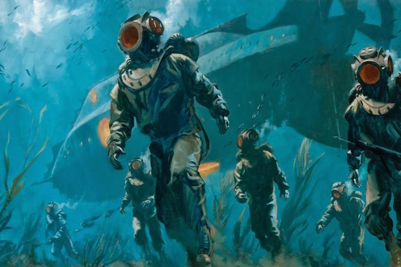 #1979902, High Resolution Wallpapers 20000 leagues under the sea image