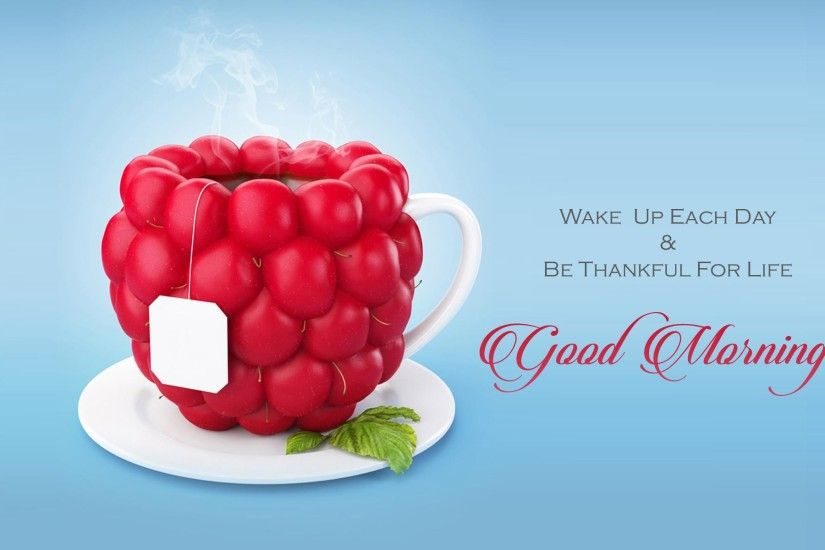 Sweet Morning Wishes Cup Image in HD Wallpapers - New HD Wallpapers