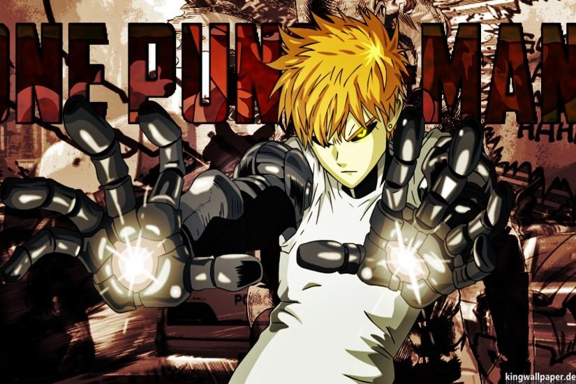 one punch man wallpaper 1920x1080 x for windows 7