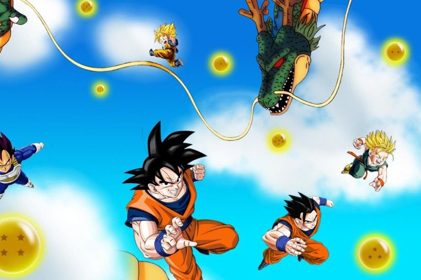 ZOOM HD PICS: Dragonball Z, Super saiyan goku Wallpapers HD 1024×620 Dragon