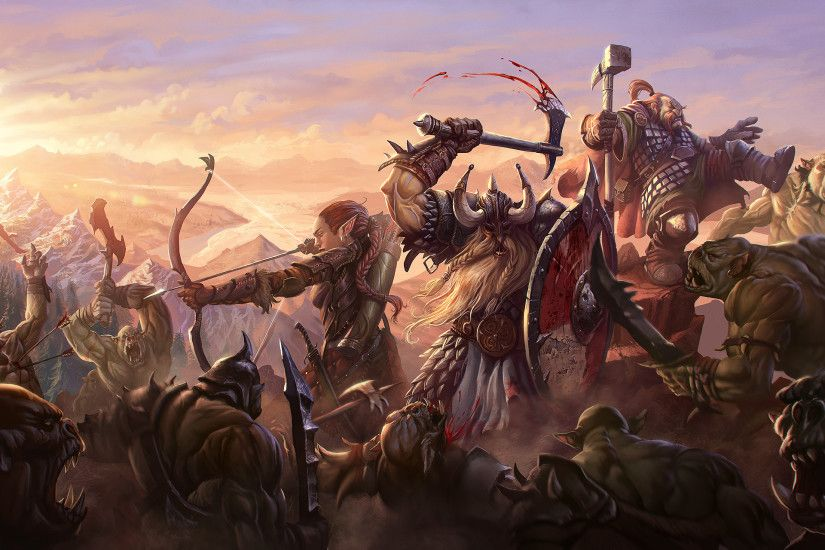 Final Battle by Hamsterfly | Inspiration | Pinterest | Art reference and  Artwork
