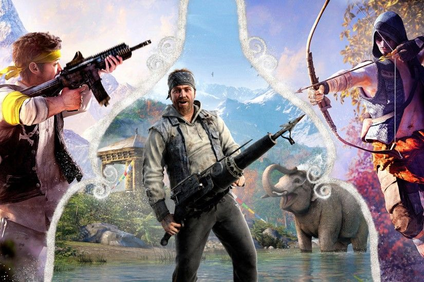 far cry 4 anime - Buscar con Google | farcry | Pinterest | Far cry 4,  Crying and Search