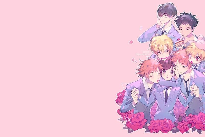 HD Widescreen ouran high school host club