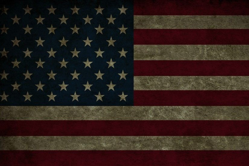 Widescreen Wallpaper American Flag Wallpaper #3497