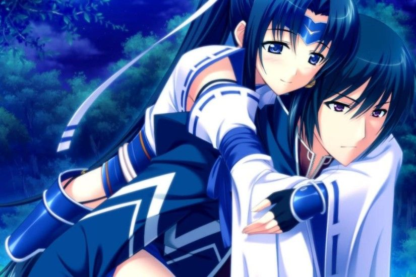 romance love anime HD wallpaper - Romantic Love