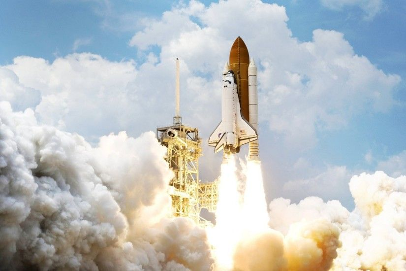 Download Wallpaper · Back. space shuttle atlantis nasa launch ...